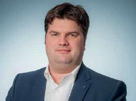 Marco Fleischmann, YARA GmbH & Co. KG Commercial Manager Deutschland, Benelux, Schweiz
