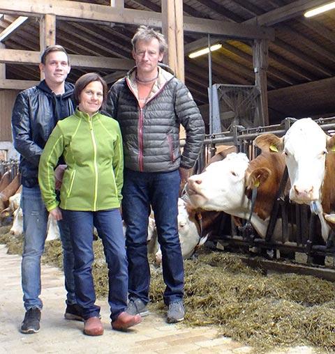 Familie Hirzinger