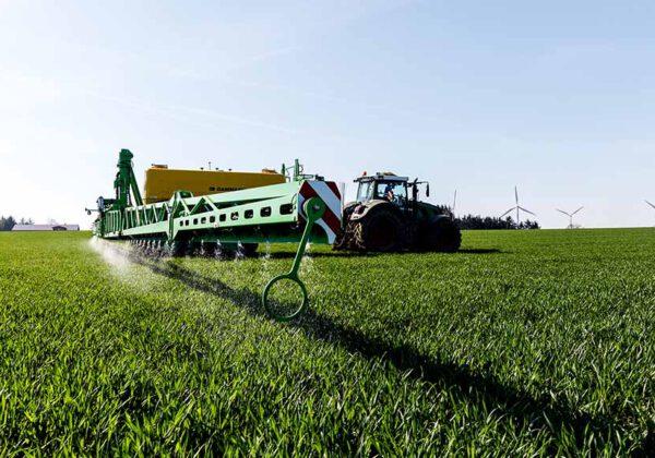 Methylenharnstoff im Getreide: Stickstoffmengen lassen sich nicht einfach ersetzen
